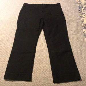 GAP tailored crop pants. Size 8R